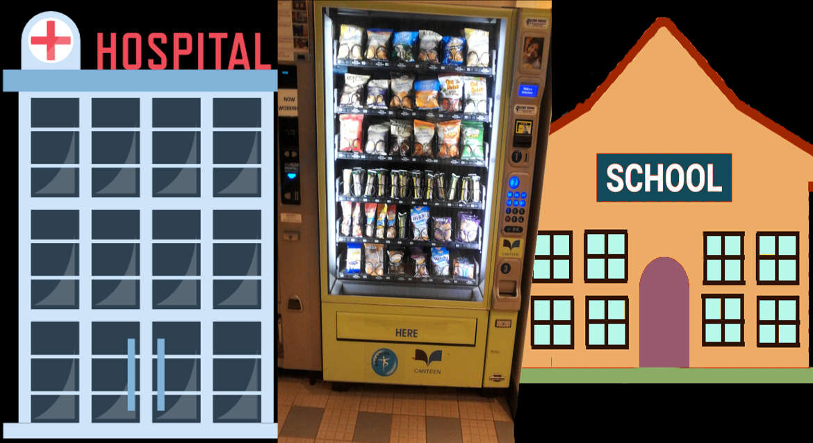 Conroversial vending machines